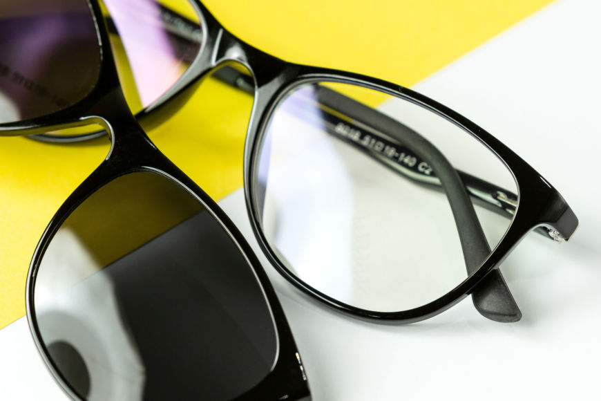 lensa photochromic