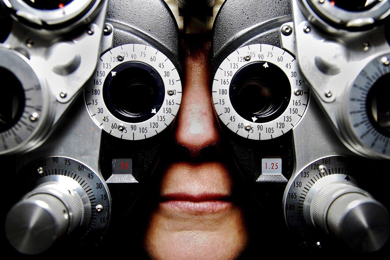 penyebab sakit mata