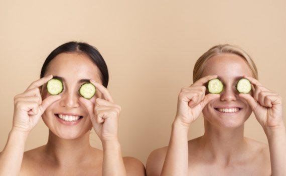 cara membuat mata bersih